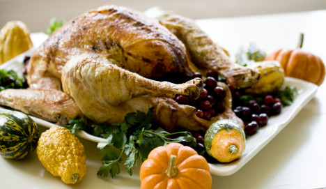 Where to celebrate Thanksgiving in Sweden