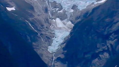 'In twenty years many glaciers will be gone'