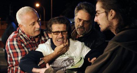 Spain frees 14 more Eta prisoners in rights row