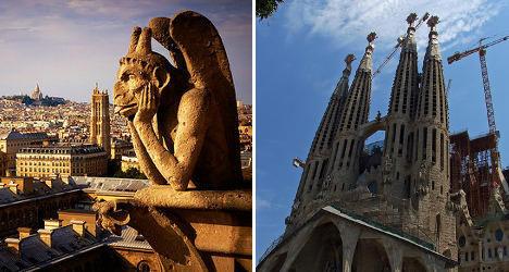 Barcelona–Paris fast train tickets go on sale