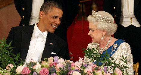 Paris 'invites' the Queen, Obama for D-Day service