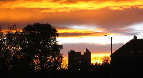 Oslo sees warmest November day since 1899