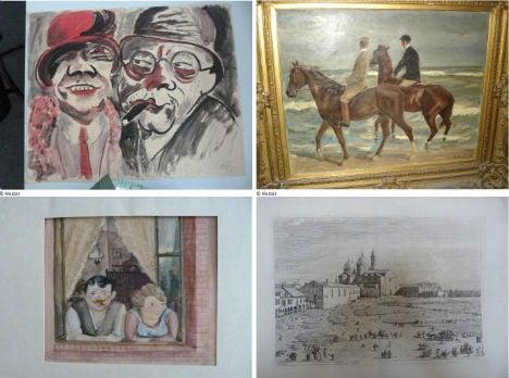 Dix family slams handling of Nazi art trove