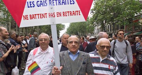 France mulls plan for gay retirement homes