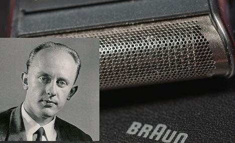 'Mr Electric Razor' Artur Braun dies