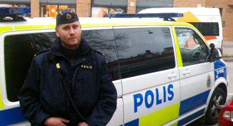 The secret life of Stockholm's Twitter cops