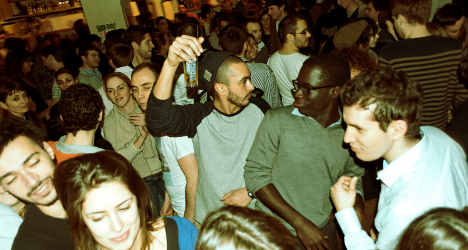 Top 10 Paris hangouts for late-night revelry