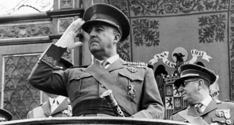 Spain still divided over long-dead dictator