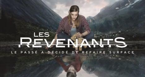French zombie drama wins International Emmy