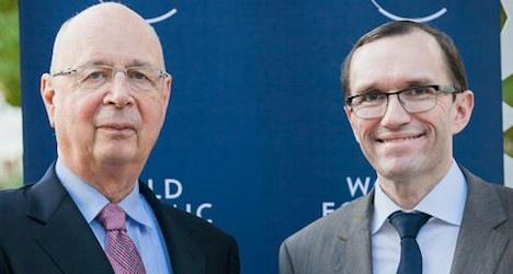 World Economic Forum hires ex-Norway minister