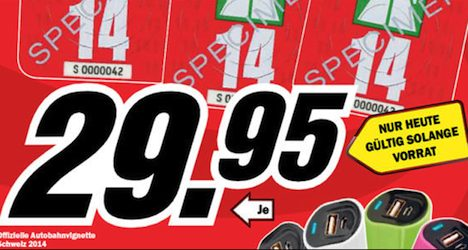 Retailer's road tax sticker sale 'flouts regulations'