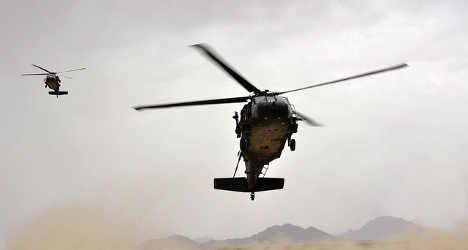 Chopper firm responds over scandal-hit deal