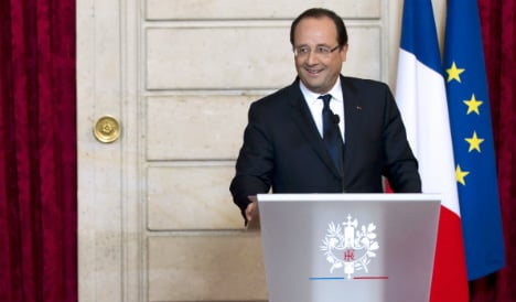 France says Iran deal 'a step in right direction'