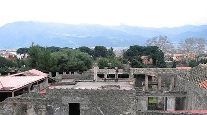 Italy on tight deadline for Pompeii restoration