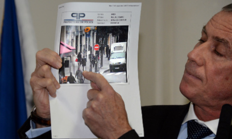 Ex-associate denies links to Paris shooting suspect