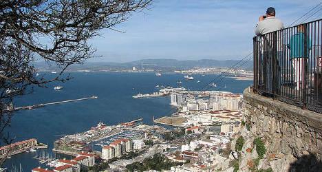 'Gibraltar is not gunboat diplomacy': UK