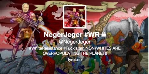 Police in Norway arrest racist tweeter