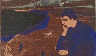 Munch works found in seized Nazi art haul