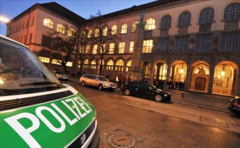 German universities use Pentagon research cash