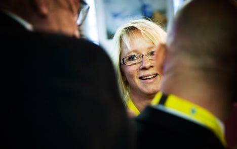 Sweden Democrat women pic 'n' mix policy