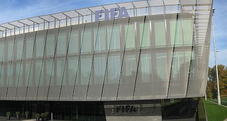 FIFA rejects Ukraine stadium ban appeal