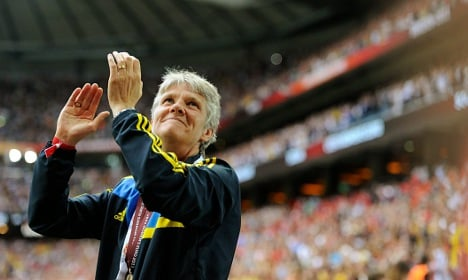 Pia Sundhage should coach Sweden's men's football team