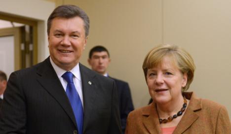 Merkel: Door still open for Ukraine