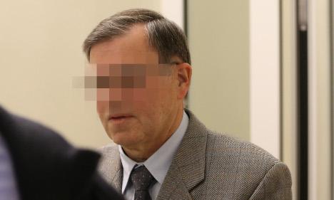 Court jails NATO man for data spying