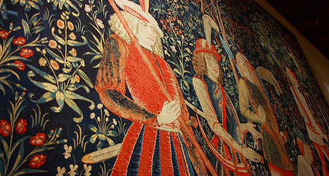 Couple beat aristocrat in row over 13th century tax