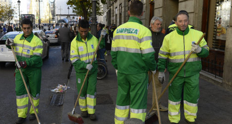 Spain's workers suffer in new mean, lean economy