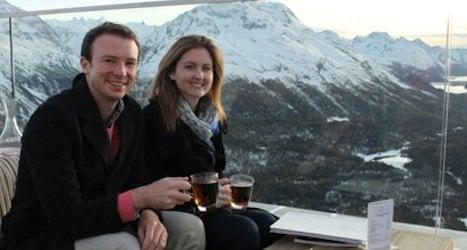 UK diplomat's advice: 'Go out and meet folks'