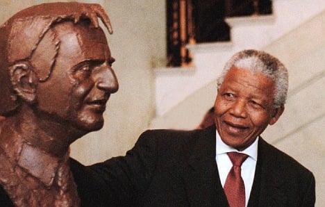 Sweden and Mandela's anti-apartheid struggle
