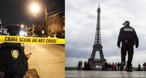 'Paris is becoming like the Bronx': ex-top cop