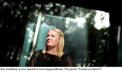 Flu-jab narcolepsy due to brain damage: study