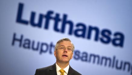 'Don't sell Alitalia to the Sheikhs': Lufthansa CEO