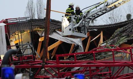 Daughter killed, mother injured in crane crash