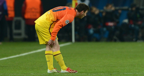 Messi may not be fit for January: Barça coach