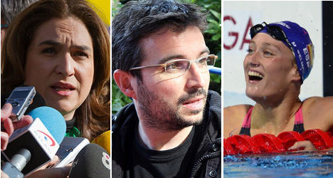 Top Ten: Spaniards who shaped the news in 2013