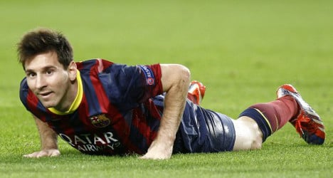 'Messi is not going anywhere': Barcelona