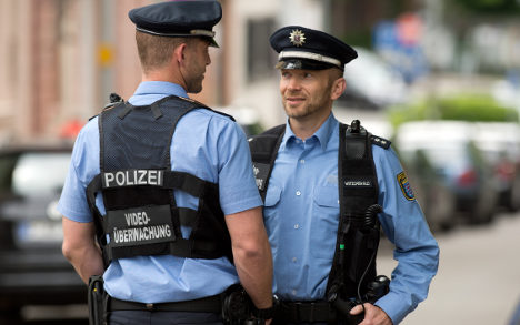 More cops to carry ID numbers – and cameras