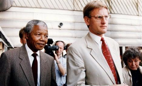 'No apology needed for apartheid stance': Bildt