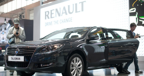 Renault seals $1.3 billion deal with China