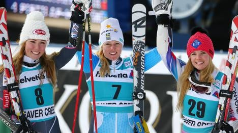 Sweden wins big at Alpine World Cup