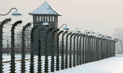 Accused Auschwitz guard, 94, unfit for trial