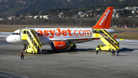 EasyJet on trial in France over disabled passengers