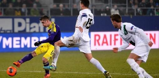 Saint Gallen win over Swansea bittersweet
