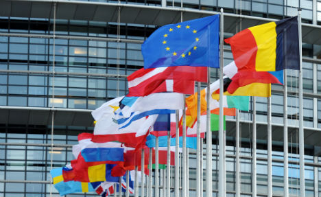 Gulf widens between UK and EU nations: poll