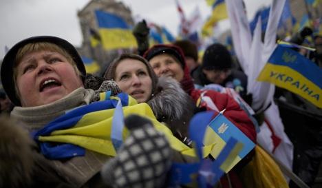 EU door still open for Ukraine: Swedish MEP