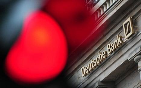 Deutsche Bank gets €725 million Libor fine