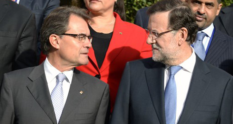 'Catalonia is Spain's next crisis': Financial Times